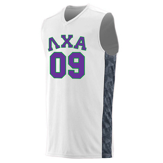 Lambda Chi Alpha Fast Break Game Basketball Jersey