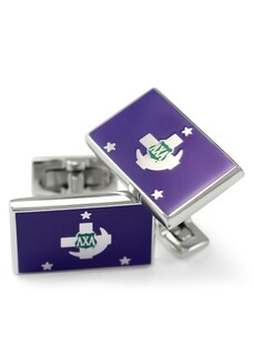 Lambda Chi Alpha Flag Cufflinks