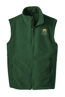 Lambda Chi Alpha Fleece Crest - Shield Vest