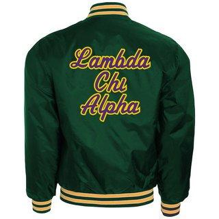Lambda Chi Alpha Heritage Letterman Jacket