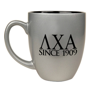 Lambda Chi Alpha Greek Bistro Mug