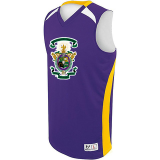 Lambda Chi Alpha High Five Campus Basketball Jersey