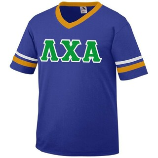 DISCOUNT-Lambda Chi Alpha Jersey With Custom Sleeves