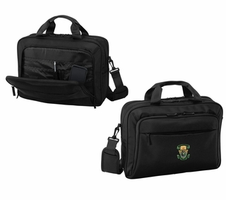 DISCOUNT-Lambda Chi Alpha Crest - Shield Briefcase Attache