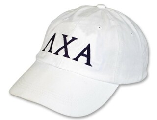 Lambda Chi Alpha Letter Hat