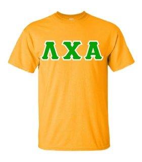 Lambda Chi Alpha Lettered T-Shirt