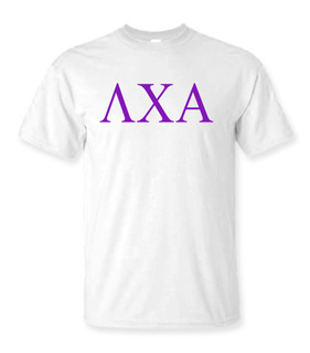Lambda Chi Alpha Lettered Tee - $9.95!