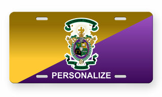 Lambda Chi Alpha License Cover