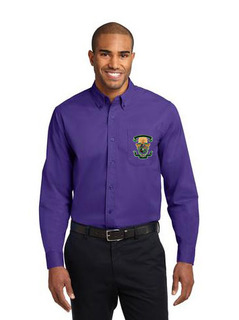 DISCOUNT-Lambda Chi Alpha Long Sleeve Oxford