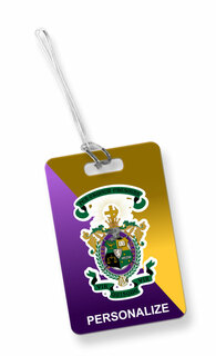 Lambda Chi Alpha Luggage Tag