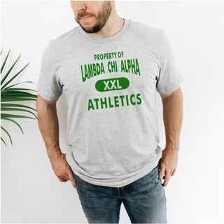 Lambda Chi Alpha Property Of Athletics
