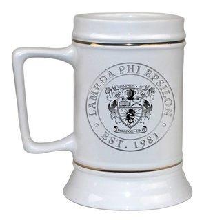 Lambda Phi Epsilon Mugs, Cups & Glasses