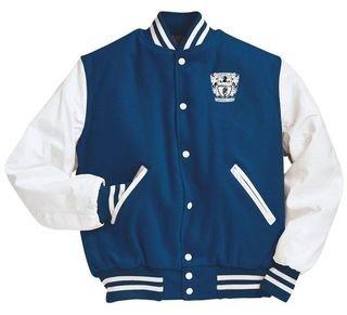 Lambda Phi Epsilon Varsity Crest - Shield Jacket