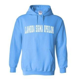 Lambda Sigma Upsilon Letterman Hoodie