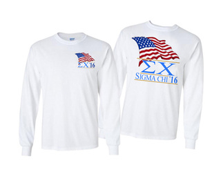 Limited Edition Fraternity Election Long Tee - $20.00