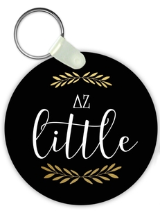 Little Sister Keychain
