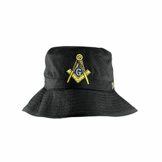 Mason Embroidered Bucket Hat