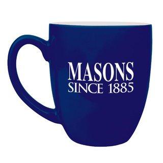 Mason / Freemason Greek Bistro Mug