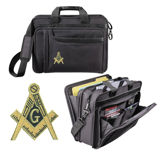DISCOUNT-Mason / Freemason Port Authority RapidPass? Briefcase