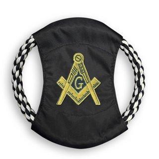 Mason / Freemasons Dog Rope Flyer