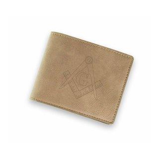 Mason / Freemasons Wallet
