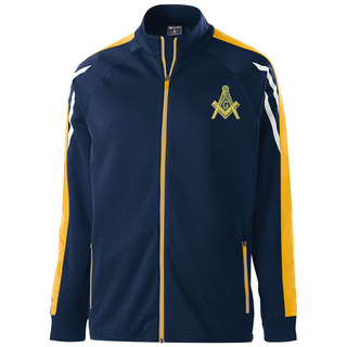DISCOUNT-Masonic Flux Track Jacket