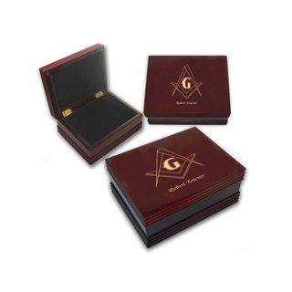 Mason / Freemason Keepsake Box