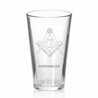 Mason / Freemason Mixing Glass