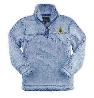 Masonic Sherpa Pullover