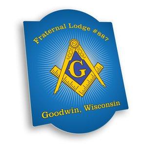 Mason / Freemason Traditional Sign