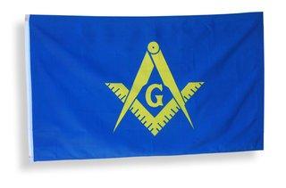 Mason / Freemasons Flag