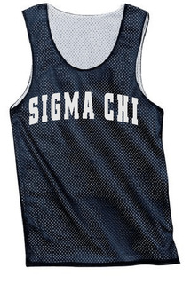 Mesh Fraternity Tank Top