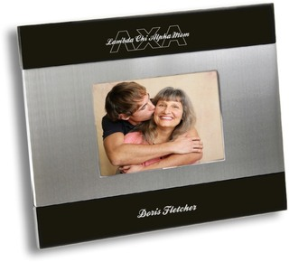 Mom Or Dad Brush Silver Frame