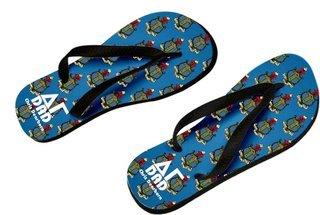 Mom Or Dad Flip Flops