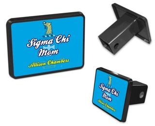 Mom Or Dad Trailer Hitch Covers