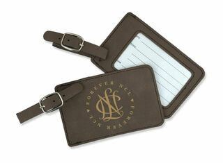 National Charity League Leatherette Luggage Tag