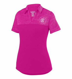 National Charity League Shadow Tonal Polo