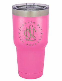 National Charity League Vacuum Insulated Mascot Tumbler