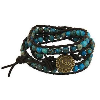 New Sorority Triple Wrap Bracelet