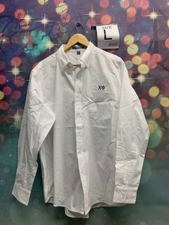 New Super Savings - Chi Phi Classic Oxford - WHITE