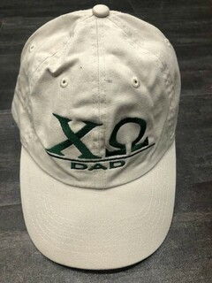 New Super Savings - Chi Phi Dad Hat - KHAKI
