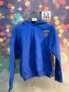 New Super Savings - Delta Gamma Sweatshirt with Crest - BLUE