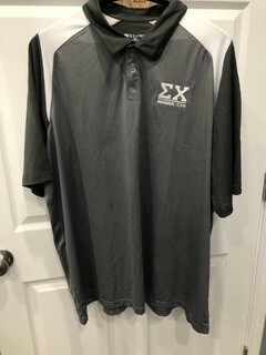 New Super Savings - Sigma Chi Polo - GREY