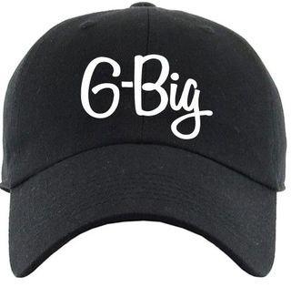Grand Big Sister Sorority Hat