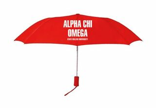 Alpha Chi Omega Umbrella