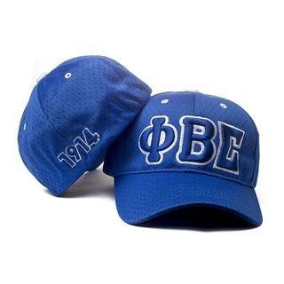 Phi Beta Sigma Embroidered Flexfit Cap