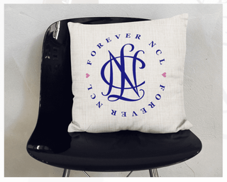 National Charity League  Forever Pillow