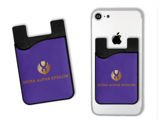 SAE Caddy Phone Wallet