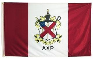 Alpha Chi Rho 3' x 5' Flag