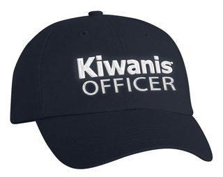 Kiwanis Officers Hat